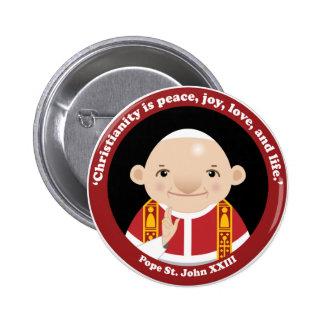 St John XXIII Pin