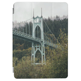 St. John's Bridge in Portland iPad Air Cover