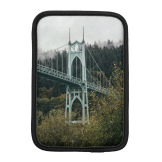 St. John's Bridge in Portland iPad Mini Sleeve