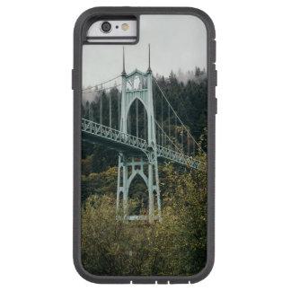 St. John's Bridge in Portland Tough Xtreme iPhone 6 Case