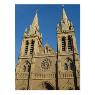 St Johns Cathedral At Adelaide In South Australia Postcard
