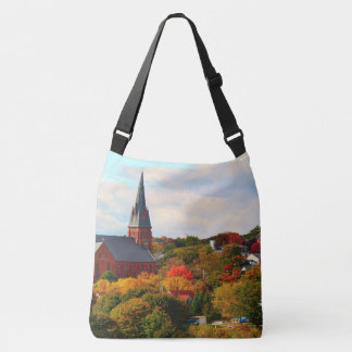 St. John's Catholic Church in Bangor, Maine Crossbody Bag