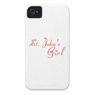 St. John's Girl iPhone 4 Case
