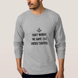 St. John's Lodge 2012 T-Shirt