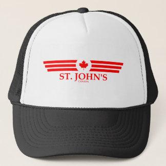 ST. JOHN'S TRUCKER HAT
