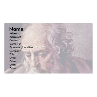 St Joseph By Reni Guido Business Cards