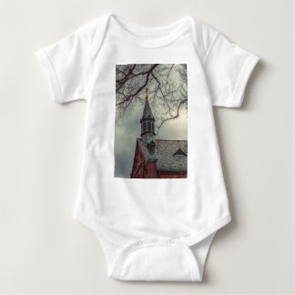 St Joseph Chapel Baby Bodysuit