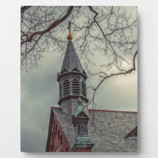 St Joseph Chapel Display Plaques