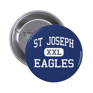 St Joseph - Eagles - Catholic - Pine Bluff Buttons
