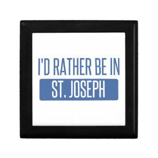 St. Joseph Gift Box