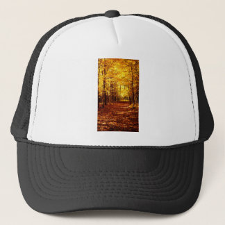 St Joseph Island Fall Colours Trucker Hat