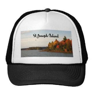 St Joseph Island lake view Cap