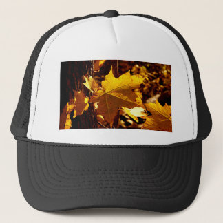 St Joseph Island Maple Leaf Trucker Hat