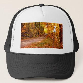 St Joseph Island Maples in Fall Colour Cap