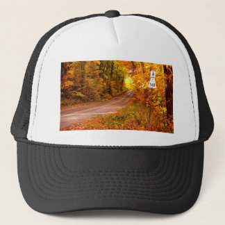 St Joseph Island Maples in Fall Colour Trucker Hat