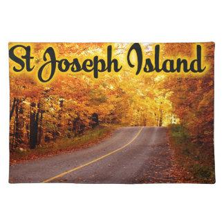 St Joseph Island Placemat