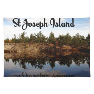 St Joseph Island reflections Placemat