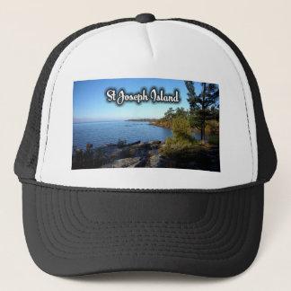 St Joseph Island views Trucker Hat