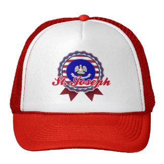St. Joseph, LA Hat