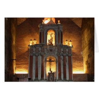 St. Joseph, Las Piñas Greeting Card