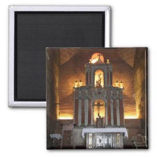 St Joseph Las Piñas Refrigerator Magnet