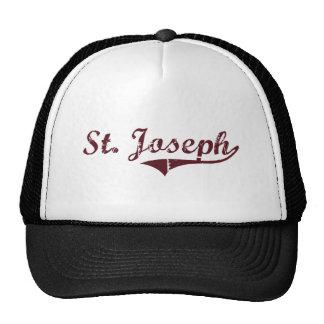 St. Joseph Minnesota Classic Design Hat