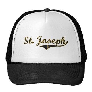 St. Joseph Missouri Classic Design Mesh Hats