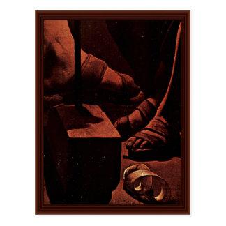 St. Joseph The Carpenter,  By La Tour Georges De Post Cards