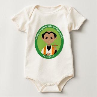 St. Joseph Vaz Baby Bodysuit