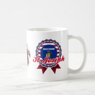 St. Joseph, WI Coffee Mug