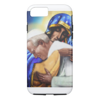 ST JPII AND MARY iPhone 7 CASE