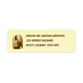 St. Jude Return Address Label