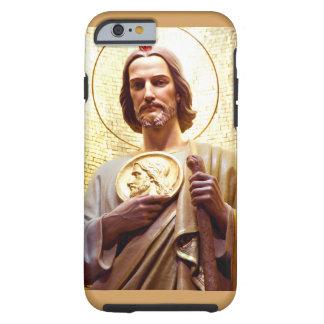 St Jude Thaddeus, patron saint of the impossible. Tough iPhone 6 Case