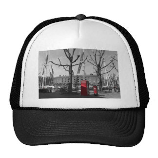 St Katherine's Dock Mesh Hats