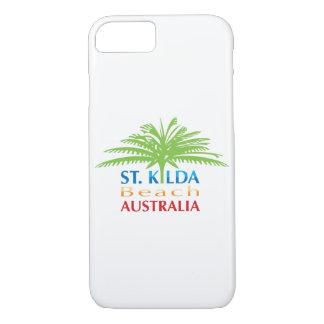 St.Kilda Beach iphone case bold logo