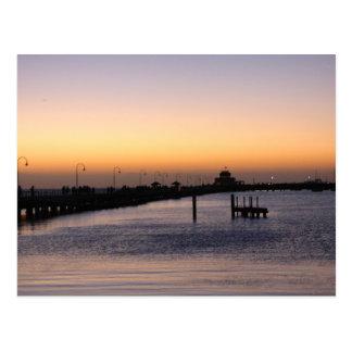 St. Kilda Pier Postcard