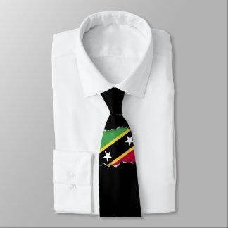 St. Kitts flag Tie