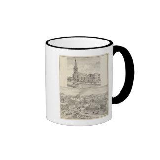 St Lawrence Catholic Church and School Ringer Mug