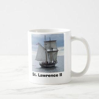 St. Lawrence II Basic White Mug
