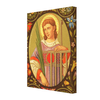 St. Lawrence of Rome (PM 04) Canvas Print