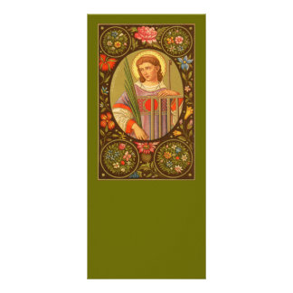 St. Lawrence of Rome (PM 04) Customizable Blank Full Color Rack Card