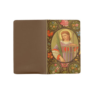 St. Lawrence of Rome (PM 04) Large Moleskine Notebook