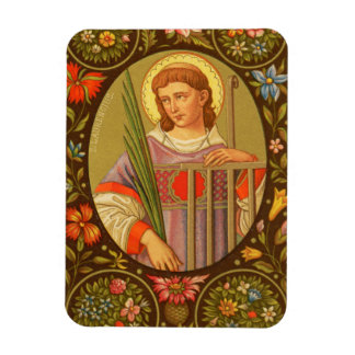 St. Lawrence of Rome (PM 04) Rectangular Photo Magnet