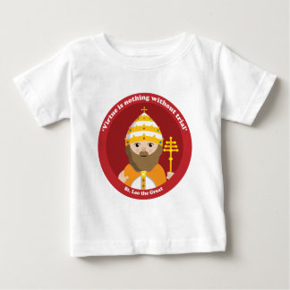 St. Leo the Great Baby T-Shirt