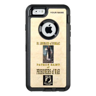 St. LEONARD of NOBLAC (Patron Saint of Pow's) OtterBox iPhone 6/6s Case