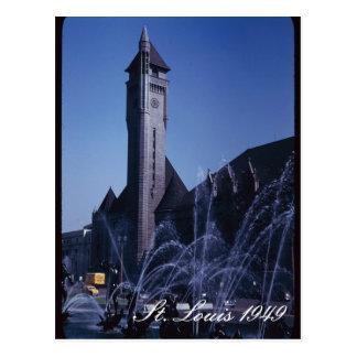 St. Louis 1949 Postcard