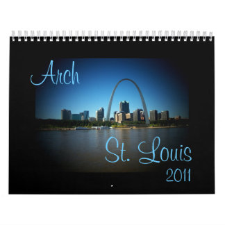 ST.LOUIS ARCH CALENDARS