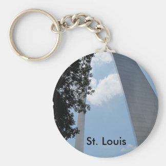 St. Louis Arch Key Ring