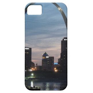 St Louis Arch Skyline Barely There iPhone 5 Case