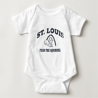 ST. LOUIS BABY BODYSUIT
